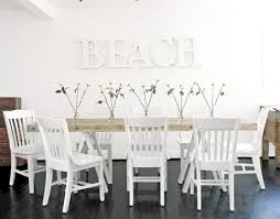 Best Coastal Kitchens  Dining Rooms Images On Pinterest - Coastal dining room table