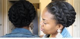 goddess flat twist protective hairstyle youtube