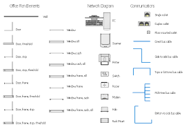 Floor Plan Diagrams Network Icon Local Area Network Lan Computer And Network