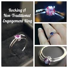 untraditional engagement rings would you rock a non traditional engagement ring robbins