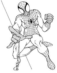 wonderful spiderman coloring pages awesome des 755 unknown