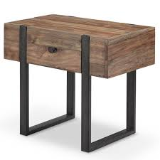Modern End Tables Union Rustic Sharri Modern End Table Reviews Wayfair