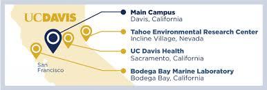 davis map locations maps and parking uc davis