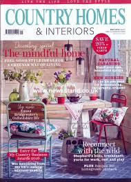 Country Homes And Interiors Uk by Country Homes And Interiors Subscription Home Design Exterior