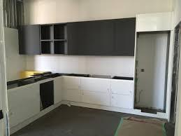 scavolini kitchen and bathroom in showroom