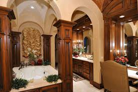 Luxury Master Bathroom Designs by Spanish Bathroom Designs For Giving Sunny And Lively Look To Your