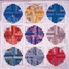 quilt pattern round and round log cabin abcs at from marti featuring quilting with the perfect