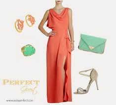 coral dresses for wedding guests guest coral and mint wedding inspiration aisle