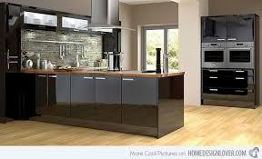 Black Kitchens Super Ideas Black Kitchen Design On Home Homes Abc