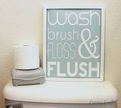 best 25 bathroom quotes ideas on pinterest bathroom signs