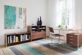 Designer Schreibtisch S 285 Stahlrohr Schreibtisch Thonet
