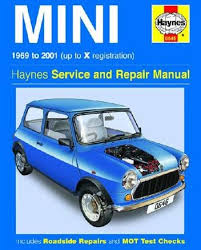 mini 1969 2001 haynes owners service u0026 repair manual