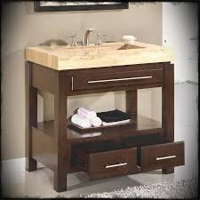 perfecta pa bathroom vanity single sink cabinet dark homelkcom 45