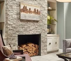fireplace trends winter trends a natural stone design for a better fireplace