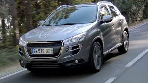 used peugeot 4008 2012 peugeot 4008 youtube