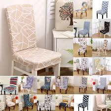 Striped Dining Chair Slipcovers Online Buy Wholesale Striped Chair Covers From China Striped Chair