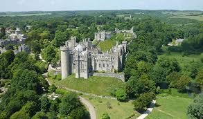 arundel castle floor plan disabled access