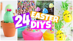 Easter Room Decorations Diy by 24 Easter Diy Ideas Cheap U0026 Cute Room Decor Crafts Gifts