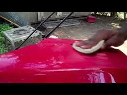 how to paint your car with rustoleum the right way youtube