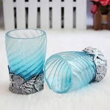 5pc set bathroom accessories ocean blue bath sets resin accessory