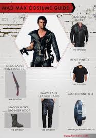 mad max costume mad max costume jacket shirts and merchandise