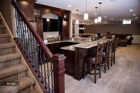 basement bath and kitchen remodeling manassas in virginia