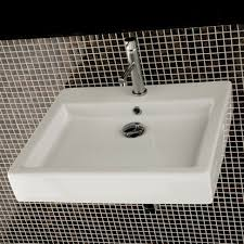 Wall Mounted Lavatory Lacava Bathroom Products Aquaplane 5030