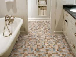 tile in bathroom ideas bathroom flooring mosaic white floor tile ideas for a small