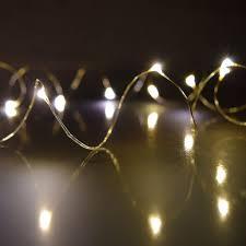 white wire led lights triachnid
