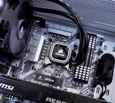 siege corsair corsair releases h60 2018 120mm aio liquid cooler tech