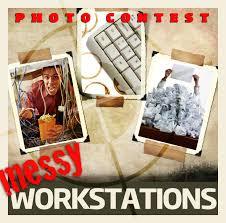 Messiest Desk Award Messiest It Workstation Photo Contest Cio