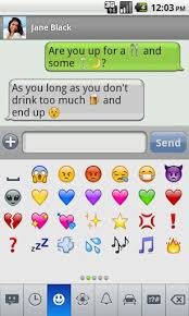 how to see emoji on android android text message how to see emoji on android text messages