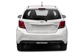toyota yaris reviews 2007 2017 toyota yaris overview cars com