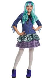 monster high costumes parties costume monster high girls fancy
