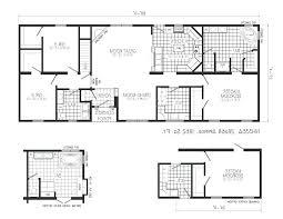 floor plans for 4 bedroom homes single story open floor plans 4 bedroom single story house plans