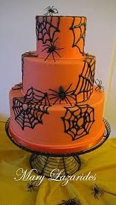 halloween cake pastelitos tortilla y halloween
