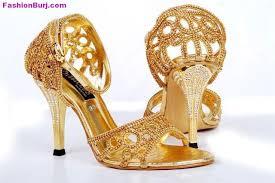 wedding shoes india golden bridal shoes online india style guru fashion glitz
