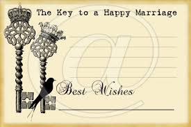 wedding wish cards skeleton to a happy marriage advice wish printable