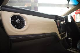 toyota corolla 2017 interior 2017 toyota corolla altis grande cvt i detailed review specs