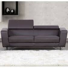 Brown Leather Sofas by Best 25 Contemporary Leather Sofa Ideas On Pinterest