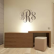 Personalized Wall Decals For Nursery Monogram Initials Wall Decal Personalized Wall Decal Nursery Decal