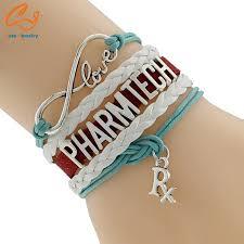 infinity braid bracelet images New arrival letter r charm bracelets braid handmade leather jpg