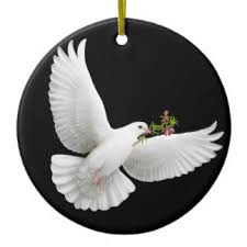 dove ornaments keepsake ornaments zazzle