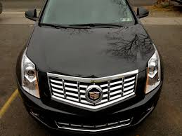 cadillac srx 4 2013 the tint shop inc 2013 cadillac srx paint protection