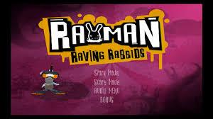rayman raving rabbids wii nintendo game details