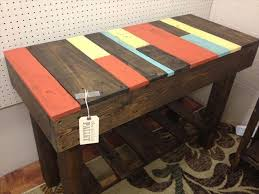 Pallet Console Table Diy Top 10 Recycled Pallet Ideas And Projects 99 Pallets
