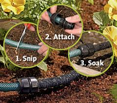 Zone Gardening - how to choose a watering system or garden irrigation system