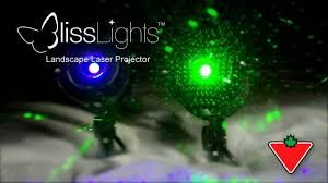 Christmas Laser Projector Lights by Bliss Laser Light From Canadian Tire Youtube