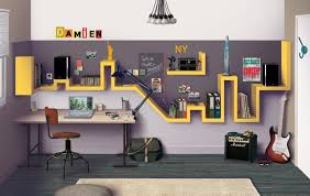 rangement mural chambre la chambre ado un plaisir ou un challenge pour la décorer