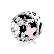 pandora bracelet charm bracelet images 2017 spring collection silver openwork springtime dragonfly charms jpg